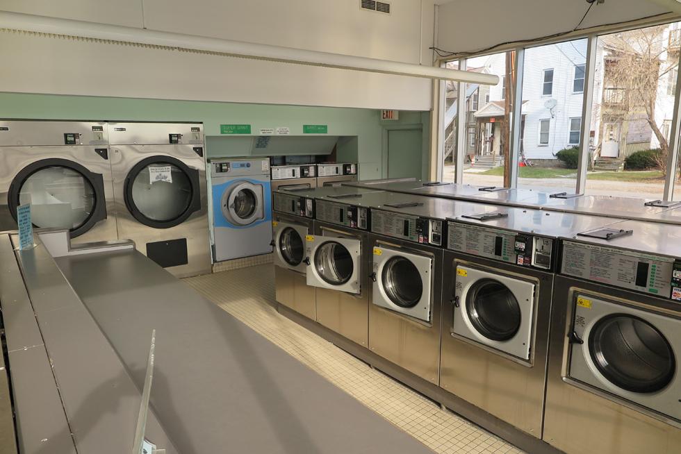 the laundromat - photo #9